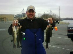 Pre-Spawn on Nanticoke River